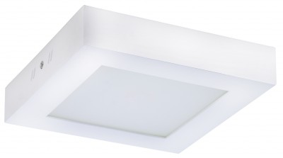 Prisadený LED panel 18W